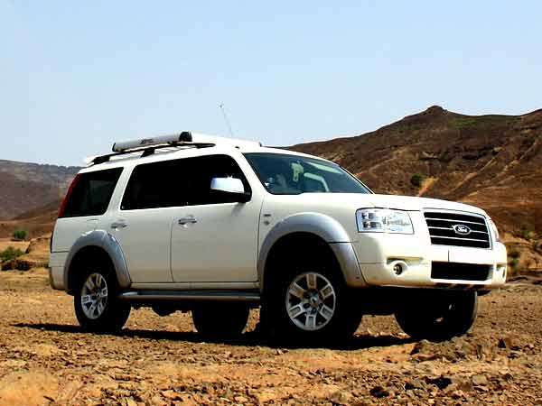 Ford Endeavour Rate in chennai