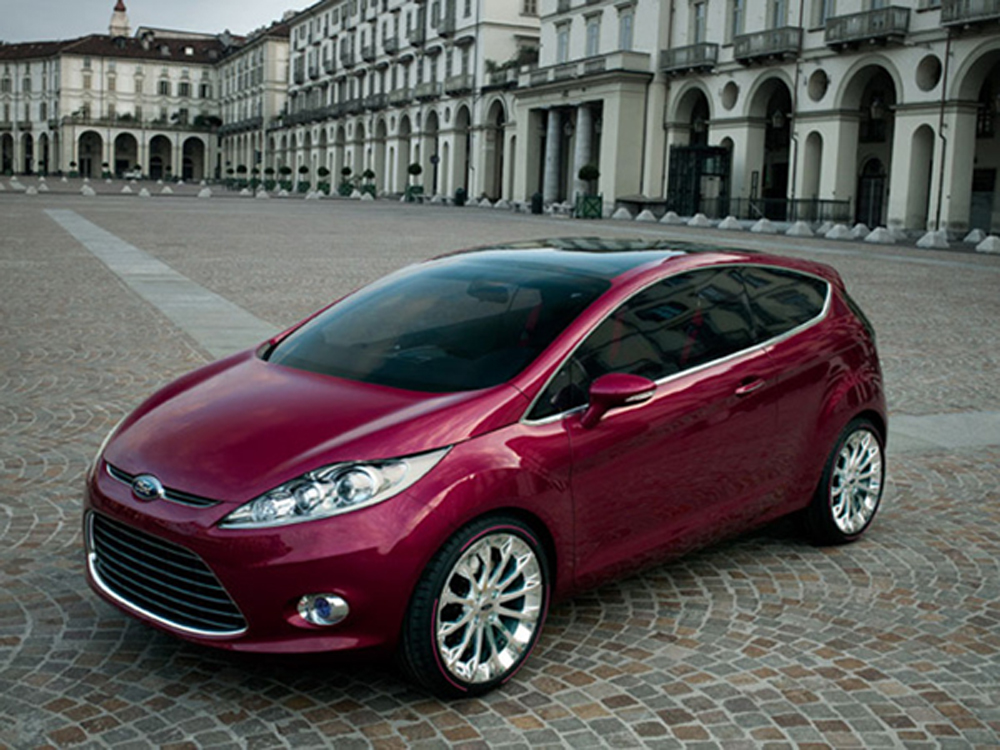 Ford Fiesta Car hire tariff in chennai