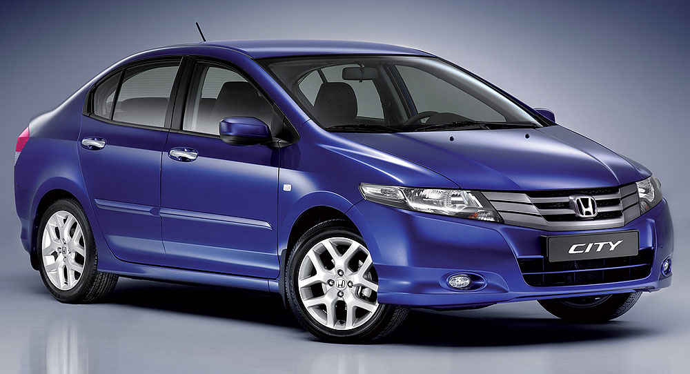 Rent Honda City Suv