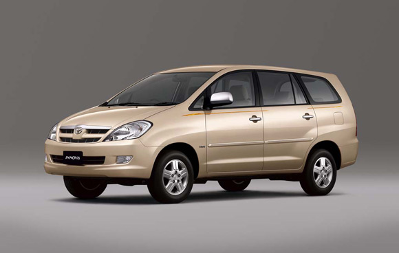 Toyota Innova Rental Rate in Chennai